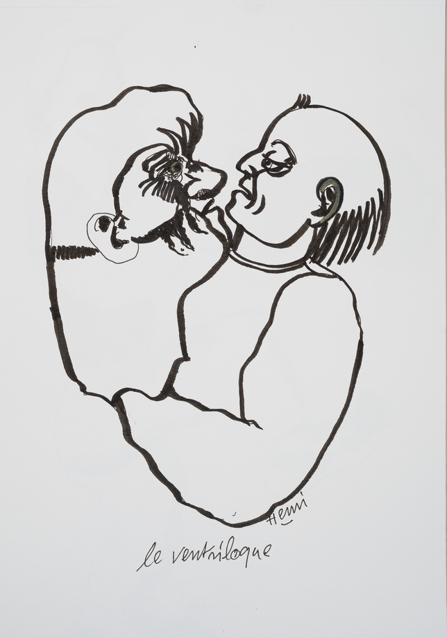 Le ventriloque